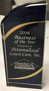 2016 Chamber of Commerce Business of the Year